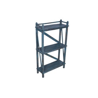 Rustic Marlon Wooden Rack For Sale