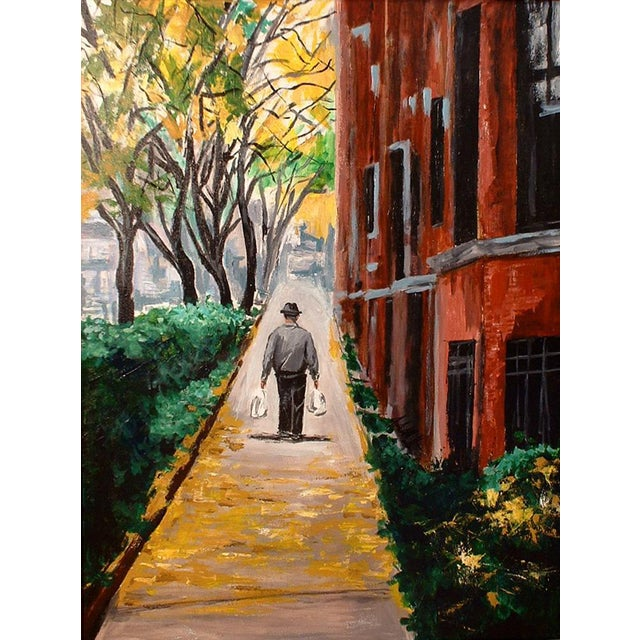 Pine Grove Giclee Print For Sale