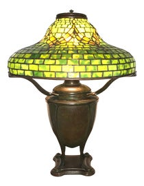 Image of Tiffany Table Lamps