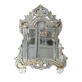 Vanity-Top Venetian Mirror For Sale