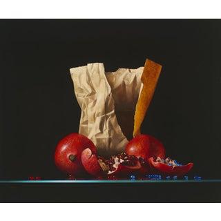"""""""Rosso Finito"""" Contemporary Still Life Giclee by Dario Campanile For Sale"""