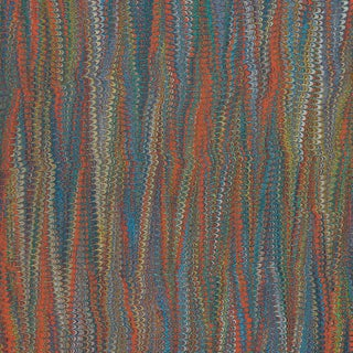 Scalamandre Ebru Silk Weave in Jewel For Sale