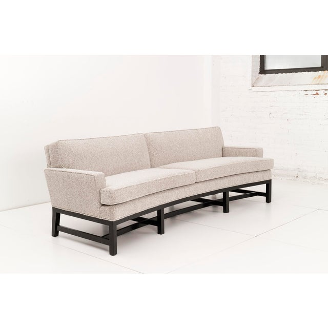 Baker Curved Sofa - Image 3 of 8