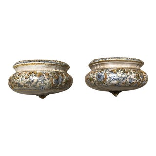 Italian Outdoor Sconces - a Pair For Sale