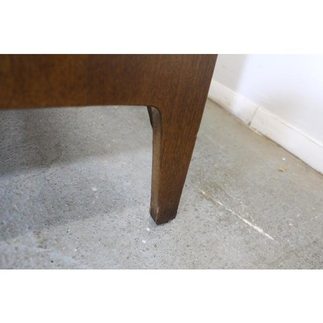 Mid-Century Danish Modern Broyhill Emphasis Walnut Credenza Dresser For Sale - Image 12 of 13