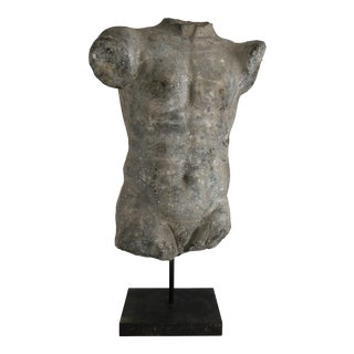 Apollo Torso Bust For Sale