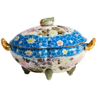 19th Century Japanese Tureen For Sale