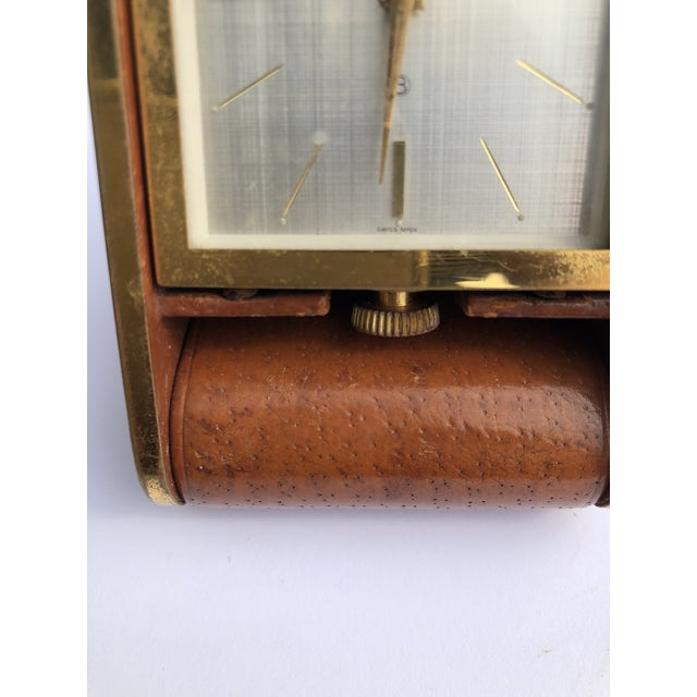 Jaeger-LeCoultre Travel Clock For Sale - Image 10 of 13