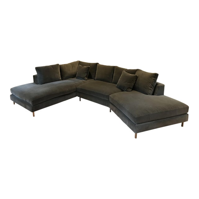 Tremendous Room Board Hayes Sectional Sofa Pabps2019 Chair Design Images Pabps2019Com
