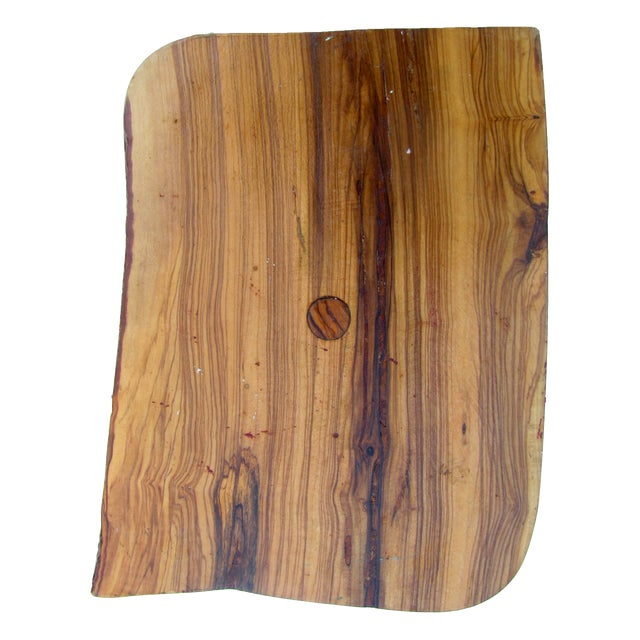 Artisan-Created Cheese / Charcuterie Board For Sale - Image 4 of 5
