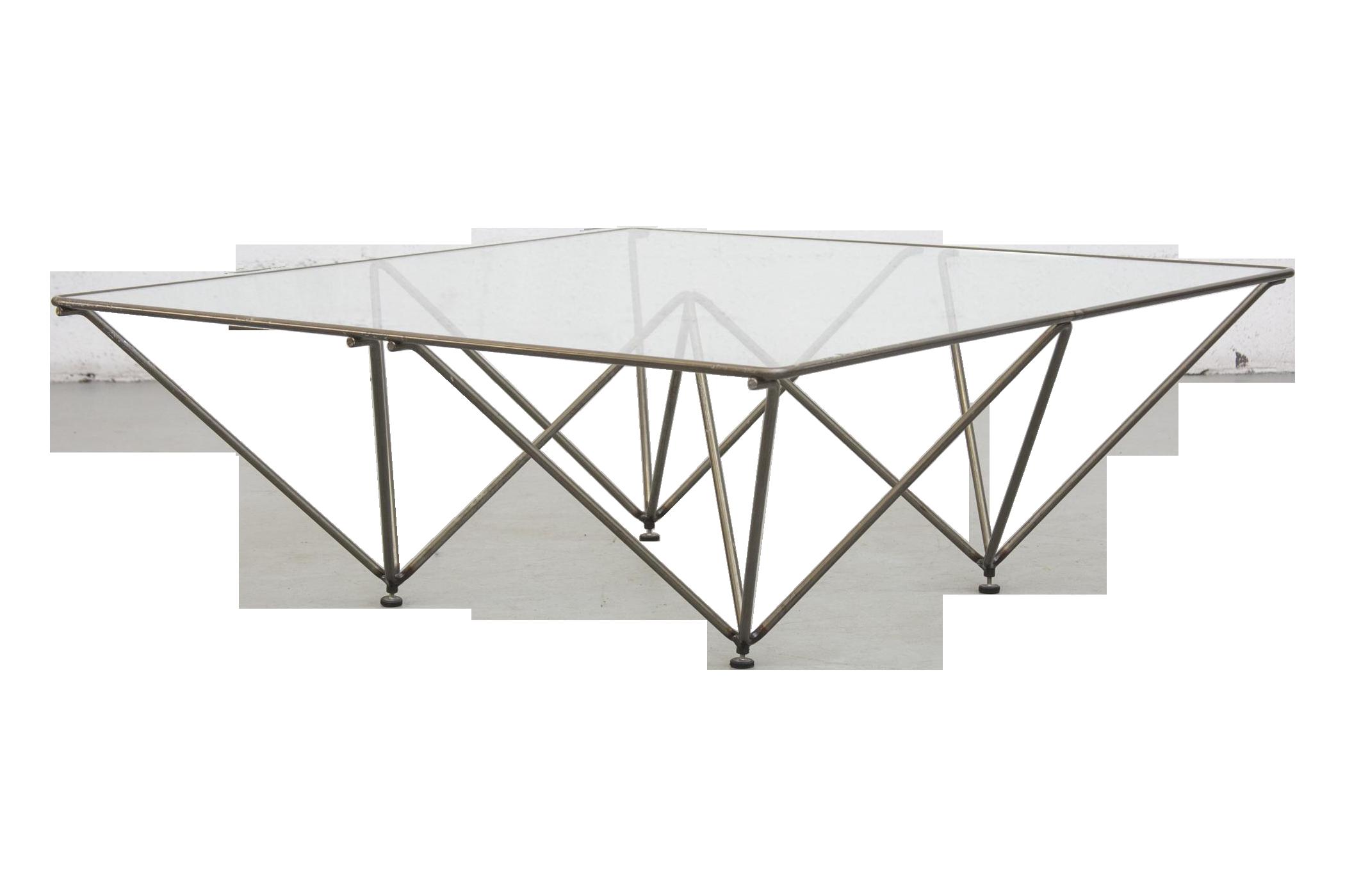 paolo piva style alanda pyramid table chairish Retro 70s Decor