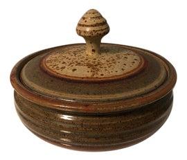 Image of Chestnut Serving Bowls