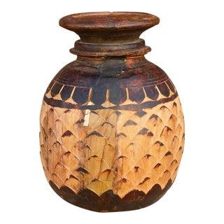 Asmi Naga Tribal Water Pot For Sale