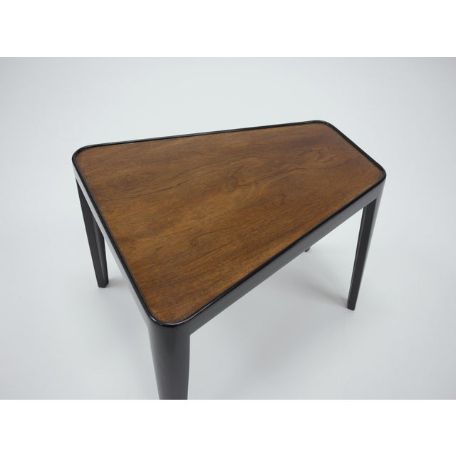 Pair of Wedge Tables by Edward Wormley for Dunbar For Sale - Image 9 of 10