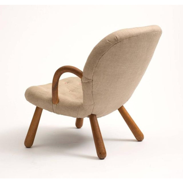 Clam Chair by Philip Arctander, 1940s - Image 5 of 6