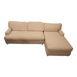 Quatrine White Sectional Sofa For Sale