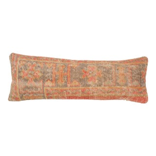 """10"""" X 32"""" Faded Anatolian Bedding Rug Pillow 10"""" X 32"""" For Sale"""