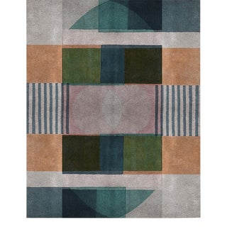 Covet Paris Prisma III Geometric Rug For Sale