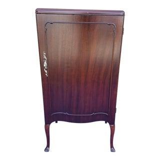Vintage Wooden Storage Piece or Dry Bar
