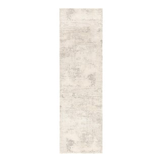 """Jaipur Living Brixt Abstract Gray Ivory Area Rug 8'10""""X11'9"""" For Sale"""