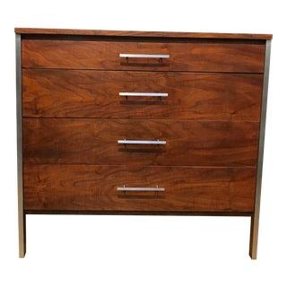 Paul McCobb Walnut Dresser for Calvin For Sale