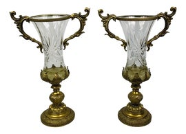 Image of Baccarat Vases