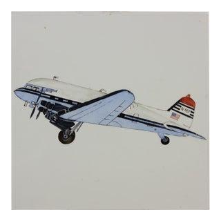 Turbo Prop Plane Pantry Tile