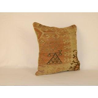 Turkish Handmade Kilim Pillow Preview