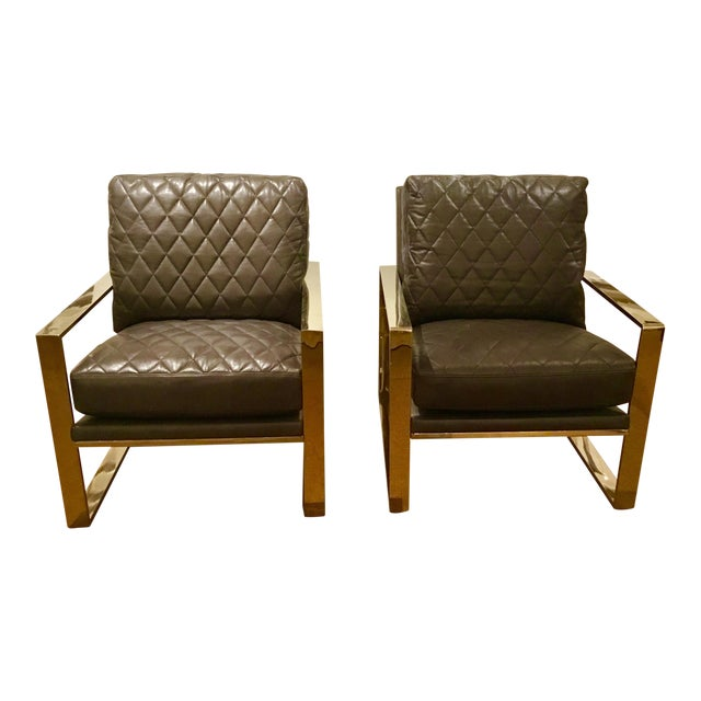 Caracole Welcome Back Chairs - a Pair - Image 1 of 7