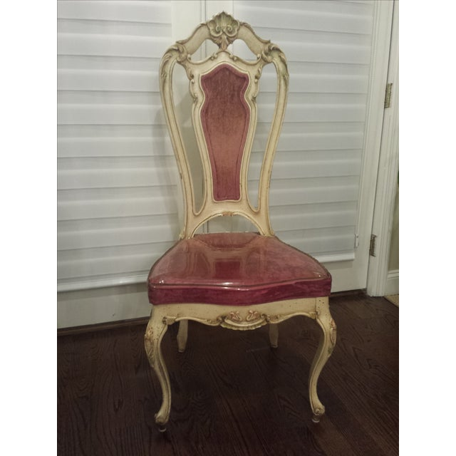 Turano French Dining Chairs - Set of 4 - Image 3 of 3