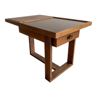 Donghia Vintage Frank Lloyd Wright Style Cocktail or Side Table For Sale