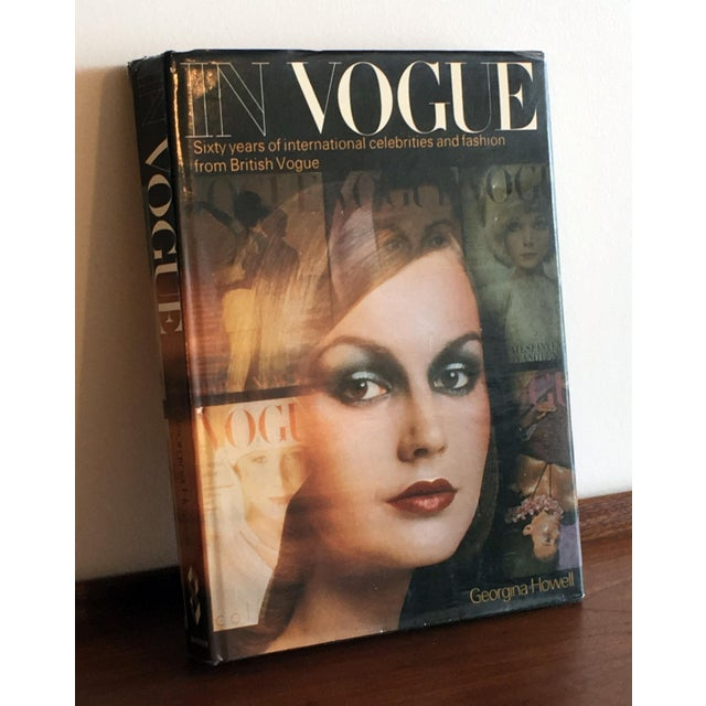In Vogue: Sixty Years of International Celebrities and Fashion From British Vogue Coffee Table Book For Sale - Image 10 of 10