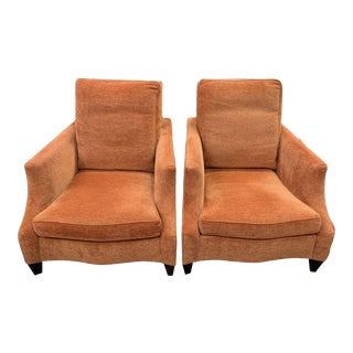 Donghea Club Chairs - a Pair For Sale