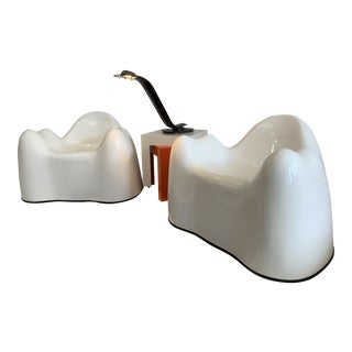 Wendell Castle Molar Chairs- a Pair For Sale