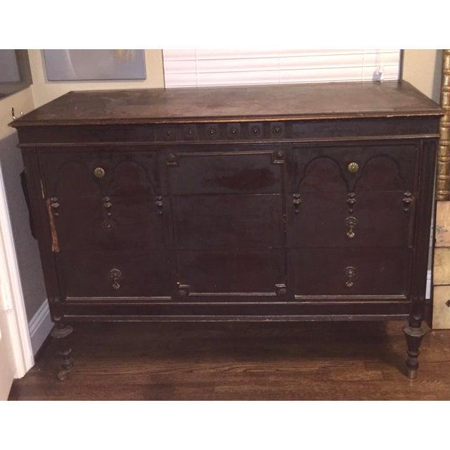 C 1920 S Rockford Furniture Manufacturing Co Bedroom Set: 1920s Vintage Sligh Furniture Company Buffet