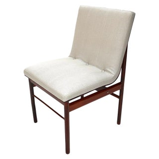 Jorge Zalszupin Brazilian Jacaranda Dining Chairs For Sale