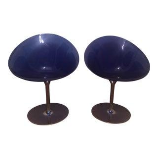 Kartell Ero[s] Chairs - A Pair