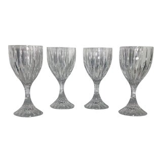 Park Lane Wine Glass by Mikasa - Set of 4 For Sale
