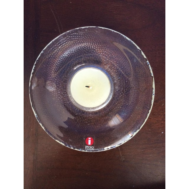 Iittala Glass Candle Holder - Image 3 of 4