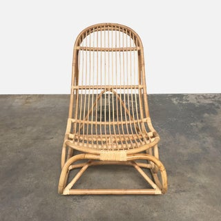 Nanny Wicker Rocking Chair Preview