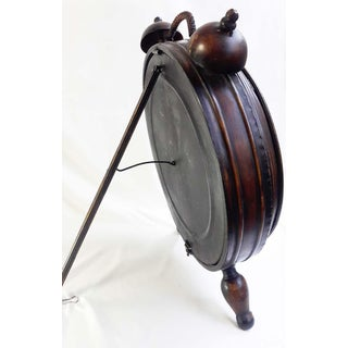 """Very Large 25"""" Rustic Alarm Clock Decor Preview"""