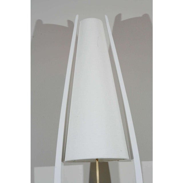 2010s Wishbone Table Lamp by Paul Marra For Sale - Image 5 of 6