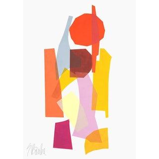 """Float Fine Art Print 36"""" X 51"""" by Liz Roache For Sale"""