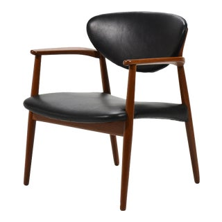 Ejnar Larsen and Aksel Bender Madsen Easy Chair