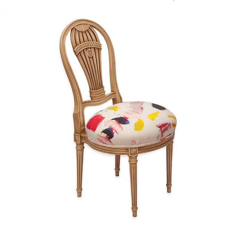 Etonnant Maison Jansen Balloon Chairs   A Pair   Image 3 Of 4