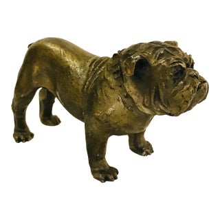 Bronze Dog For Sale