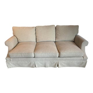 Hickory Chair Melrose 3 Seat Sofa For Sale