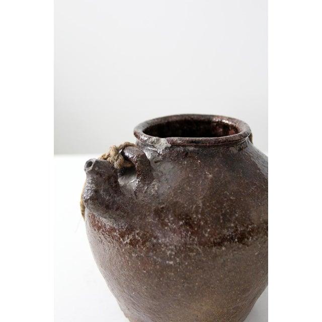 Antique Bean Pot For Sale - Image 4 of 6