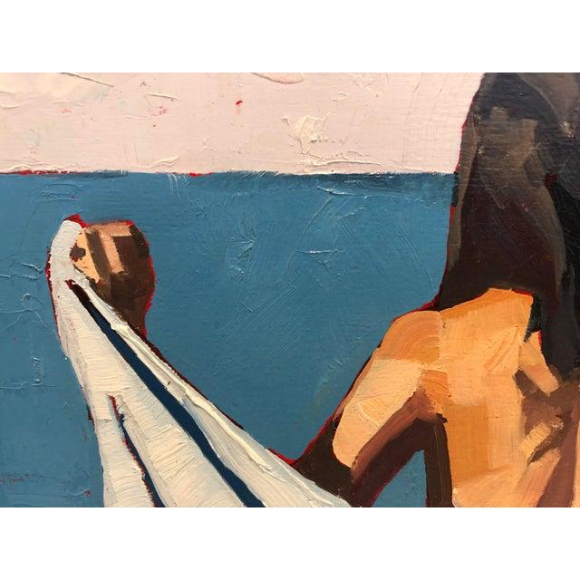 Figurative Lori Mehta, Beach Gaze, 2019 For Sale - Image 3 of 6