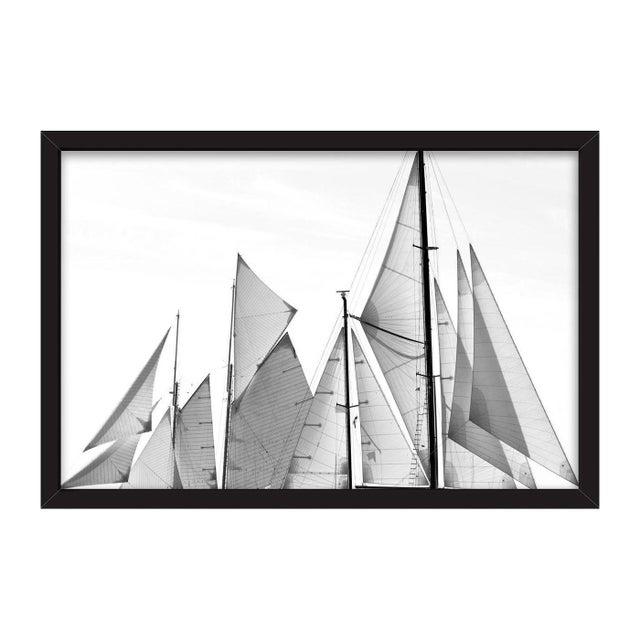 "Kristina Strobel ""Triangles"" Framed Photo - Image 1 of 3"